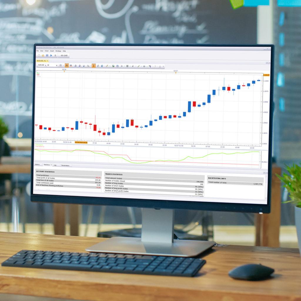 Live Market Simulation