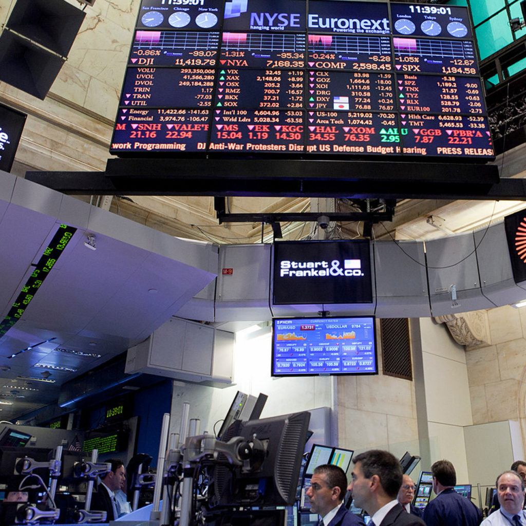 NYSE Currency Monitor