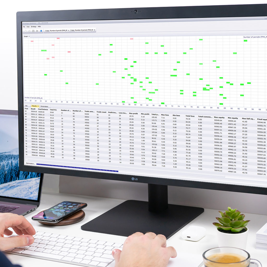 Trading Strategy Optimization Engine